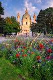 Cidade de Viena, Áustria Fotografia de Stock Royalty Free