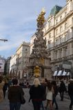 Cidade de Viena Foto de Stock