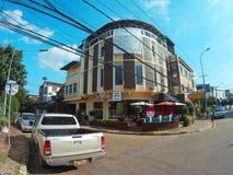Cidade de Vientiane, Loas Foto de Stock Royalty Free