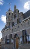 A cidade de Willemstad Fotos de Stock