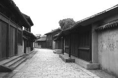 cidade de wuxi, jiangau, porcelana Foto de Stock Royalty Free