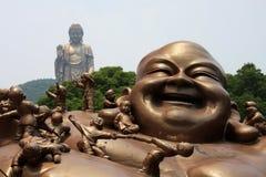 cidade de wuxi, jiangau, porcelana Fotografia de Stock Royalty Free