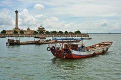 Cidade de Xiamen Foto de Stock Royalty Free
