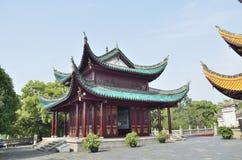 Cidade de Yueyang, província de Hunan China Imagem de Stock Royalty Free