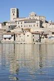 Cidade de Zamora, Spain Foto de Stock Royalty Free