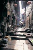 Cidade antiga de zhenyuan imagens de stock