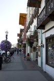 Cidade do alemão de Leavenworth Fotografia de Stock Royalty Free