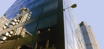 Cidade do banco de Londres Imagens de Stock