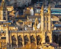 Cidade do banho Somerset England Reino Unido Europa Fotografia de Stock Royalty Free