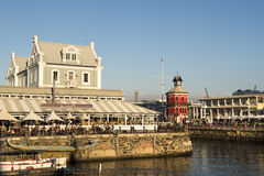Cidade do cabo da margem Imagem de Stock Royalty Free