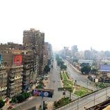 Cidade do Cairo e rio Nile Imagem de Stock Royalty Free