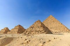 Cidade do Cairo e rio Nile imagens de stock