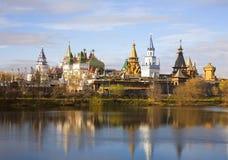 Cidade do conto de fadas em Moscovo Fotografia de Stock
