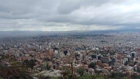 Cidade do ¡ de Bogotà imagem de stock royalty free