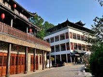 Cidade do Hakka de Gankeng Imagem de Stock Royalty Free