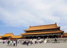 A cidade do imperador Fotografia de Stock Royalty Free