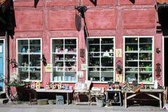 A cidade do koge em Dinamarca Fotos de Stock