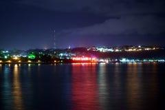 Cidade do lago Bhopal Imagens de Stock