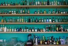 Cidade do México, México 7 de janeiro de 2017: Museu do Tequila de Cidade do México imagens de stock