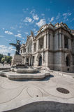 Cidade do México, plaza principal Imagens de Stock