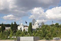 Cidade do Madri, Espanha, Europa Imagens de Stock Royalty Free