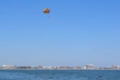 Cidade do oceano, paisagem de Maryland Imagens de Stock