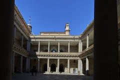 Cidade do sceptre da Espanha foto de stock royalty free