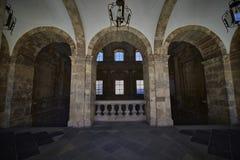 Cidade do sceptre da Espanha fotografia de stock royalty free