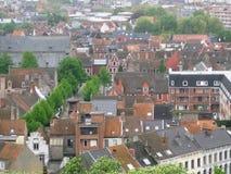 Cidade do senhor em Bélgica Fotografia de Stock Royalty Free