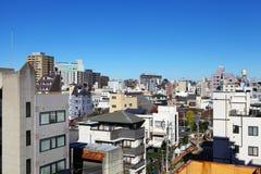 Cidade do Tóquio Imagens de Stock
