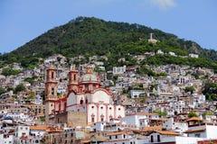 Cidade do taxco mim Fotos de Stock Royalty Free