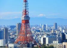 Cidade do Tóquio Foto de Stock Royalty Free