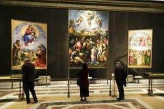 Cidade do Vaticano Imagem de Stock Royalty Free