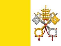 Cidade do Vaticano Imagens de Stock