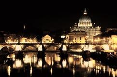Cidade do Vaticano em Roma, Italy imagem de stock royalty free