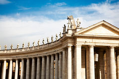 Cidade do Vaticano, Roma Fotografia de Stock