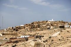 Cidade dos oásis de Tunísia Imagens de Stock