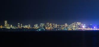 A cidade dos sonhos Fotos de Stock Royalty Free