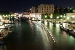 A cidade dourada, Veneza Fotografia de Stock Royalty Free