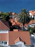 Cidade Dubrovnik Fotografia de Stock Royalty Free