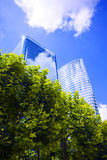 Cidade ecológica Foto de Stock