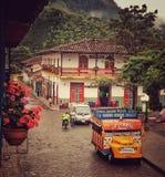 Cidade em Colômbia Imagem de Stock Royalty Free