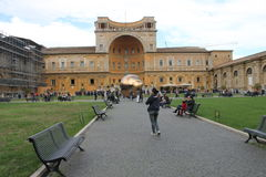 Cidade Estado do Vaticano, Roma, Itália, Italia Imagem de Stock