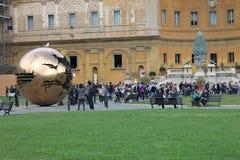Cidade Estado do Vaticano, Roma, Itália, Italia Fotos de Stock Royalty Free