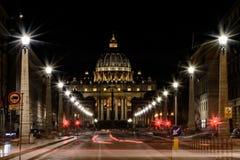 Cidade Estado do Vaticano, Roma, Itália fotografia de stock