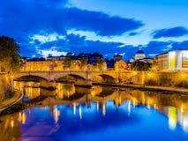 Cidade Estado do Vaticano Roma Italia Fotos de Stock Royalty Free