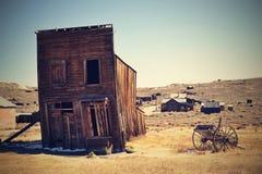 Cidade fantasma Fotos de Stock Royalty Free