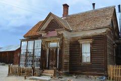 Cidade fantasma da febre do ouro - Bodie California Imagem de Stock