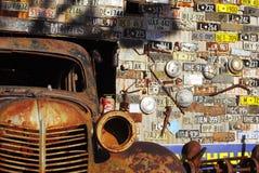 Cidade fantasma, interior Austrália imagens de stock royalty free