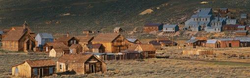 Cidade fantasma velha Fotografia de Stock Royalty Free